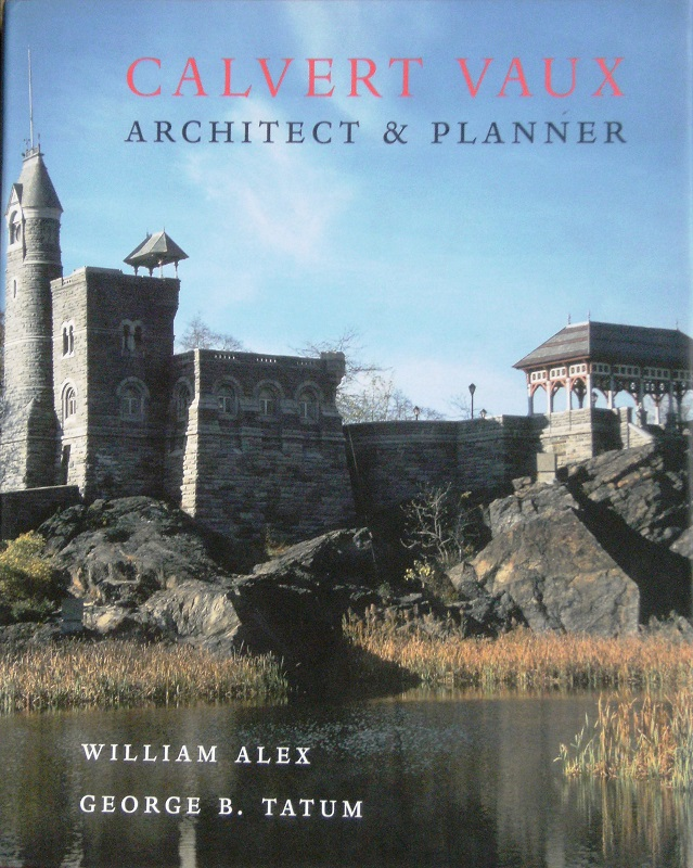 Image for Calvert Vaux - Architect and Planner
