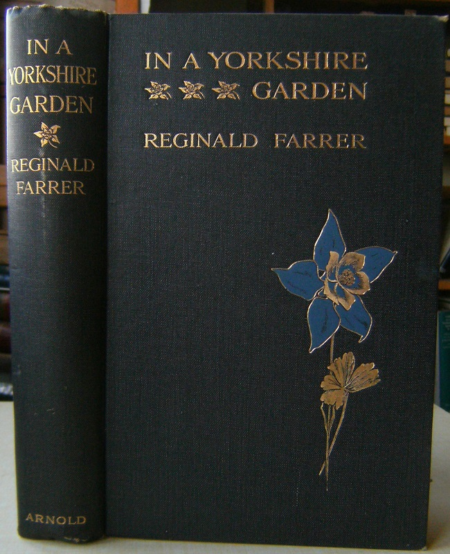 Image for In a Yorkshire Garden [James Russell's copy]