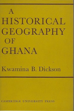 Image for A Historical Geography of Ghana