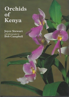 Image for Orchids of Kenya