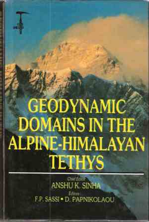 Image for Geodynamic Domains in the Alpine-Himalayan Tethys
