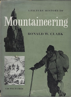 Image for A Picture History of Mountaineering