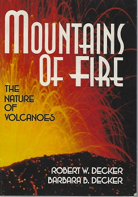 Image for Mountains of Fire - the Nature of Volcanoes