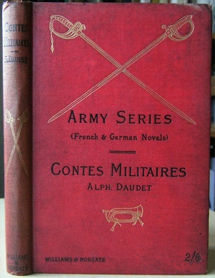 Image for Contes Militaires (Contes Du Lundi). [ Army Series of French and German Novels]