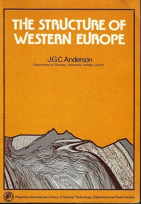 Image for The Structure of Western Europe