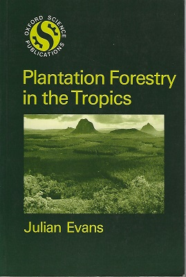 Image for Plantation Forestry in the Tropics