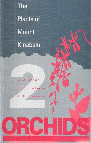 Image for The Plants of Mount Kinabalu. Volume 2 - ORCHIDS