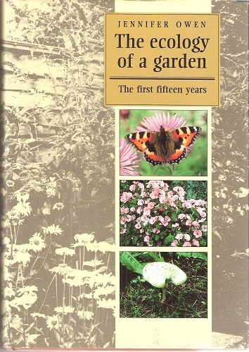 Image for The Ecology of a Garden : The First Fifteen Years