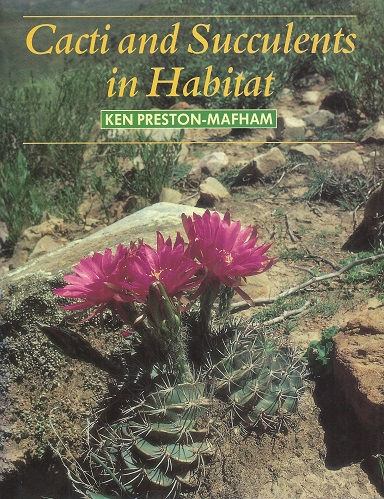 Image for Cacti and Succulents in Habitat.