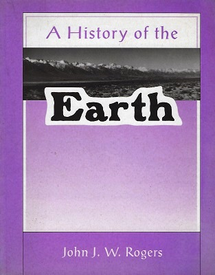 Image for A History of the Earth