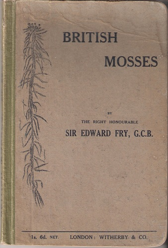 Image for British Mosses