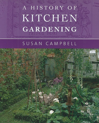 "Image for A History of Kitchen Gardening. (""Charleston Kedding"")"