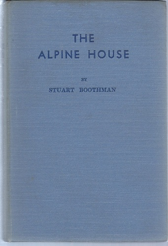 Image for The Alpine House and Its Plants