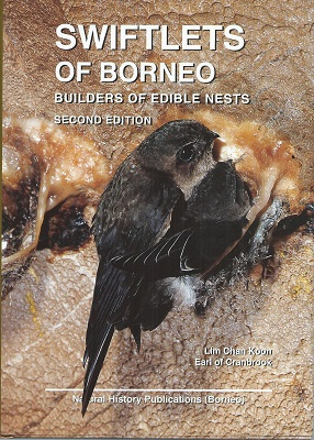 Image for Swiftlets of Borneo - Builders of Edible Nests