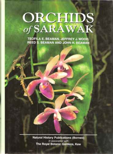 Image for Orchids of Sarawak