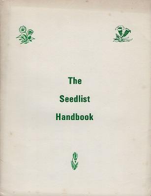 Image for The Seedlist Handbook