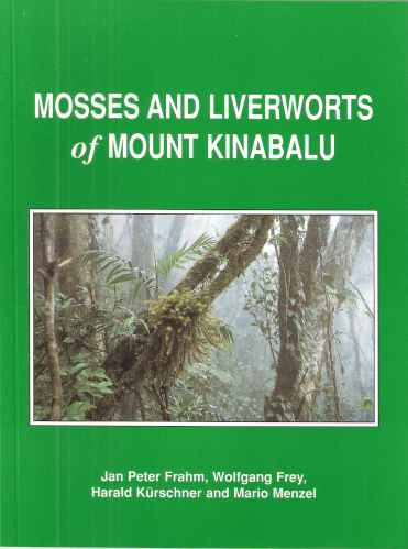 Image for Mosses and Liverworts of (Mt) Mount Kinabalu.