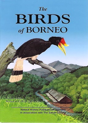 Image for The Birds of Borneo. [FOURTH EDITION]