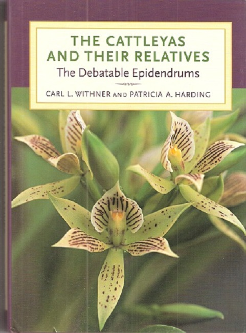 Image for The Debatable Epidendrums (The Cattleyas and their Relatives Vol 7)