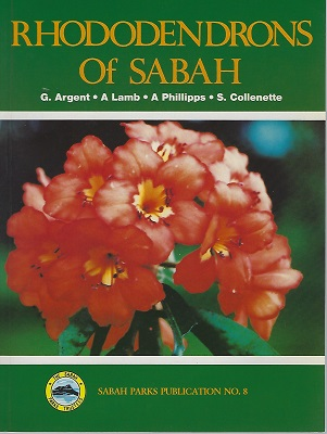 Image for Rhododendrons of Sabah