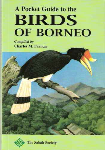 Image for A Pocket Guide to the Birds of Borneo (latest edition, 2005)