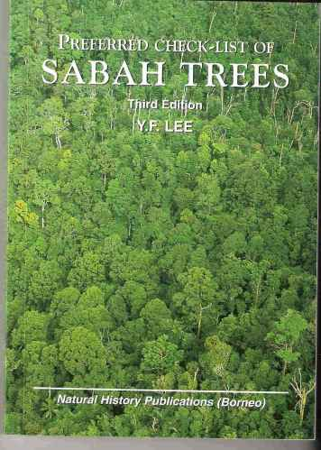 Image for Prefered Check-List of Sabah Trees