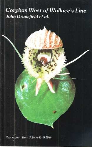 Image for Corybas West of Wallace's Line