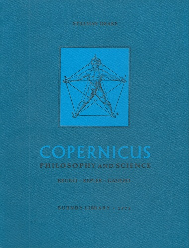 Image for Copernicus, Philosphy and Science : Bruno - Kepler - Galileo