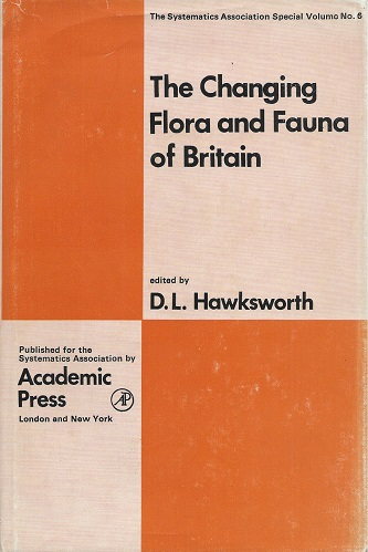 Image for The Changing Flora and Fauna of Britain  (Richard Fitter's copy)