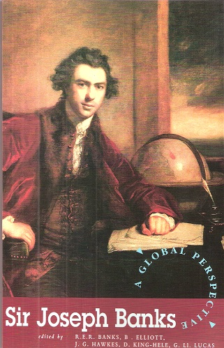 Image for Sir Joseph Banks : a Global Perspective