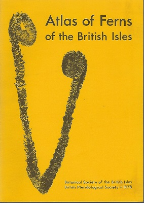 Image for Atlas of Ferns of the British Isles