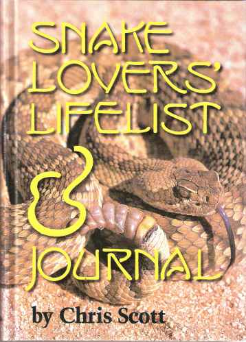 Image for Snake Lovers' Lifelist & Journal
