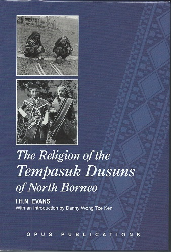 Image for The Religion of the Tempasuk Dusuns of North Borneo