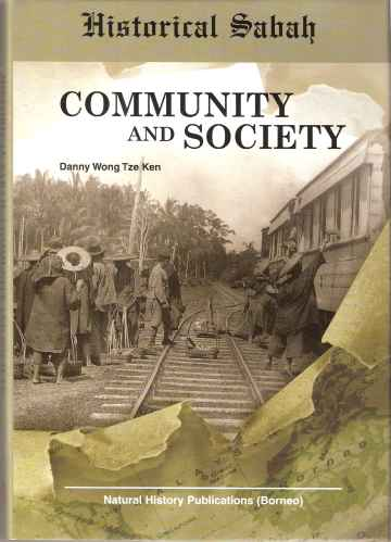 Image for Historical Sabah : Community and Society