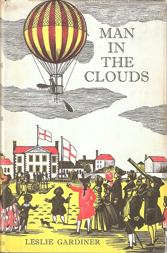 Image for Man in the Clouds - the story of Vincenzo Lunardi