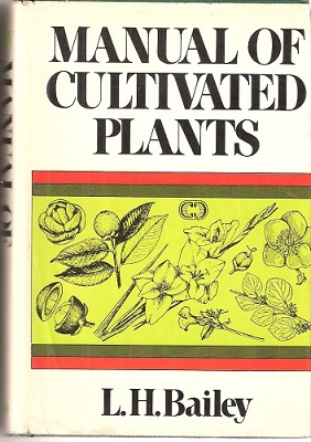 Image for Manual of Cultivated Plants.