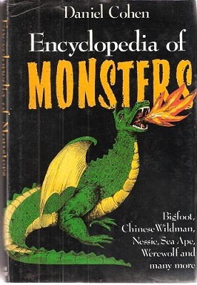 Image for Encyclopedia of Monsters