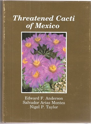 Image for Threatened Cacti of Mexico