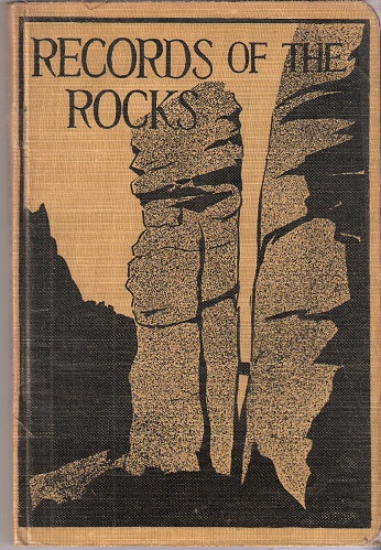 Image for Records of the Rocks, or the Young Geologist