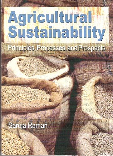 Image for Agricultural Sustainability - principles, processes and prospects.