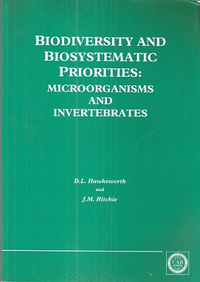 Image for Biodiversity and Biosystematic Priorities: Microorganisms and Invertebrates