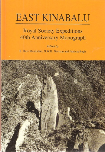 Image for East Kinabalu - Royal Society Expeditions 40th Anniversary Monograph