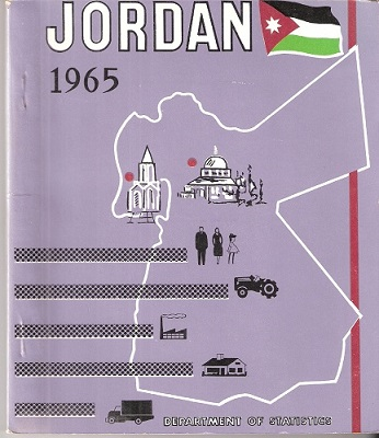 Image for The Hashemite Kingdom of Jordan - Statistical Guide to Jordan, 1965