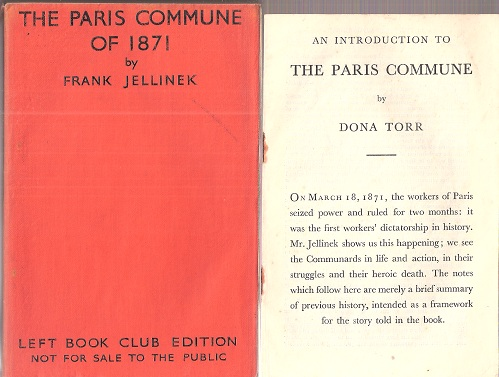 Image for The Paris Commune of 1871 (Left Book Club) + An Introduction to the Paris Commune