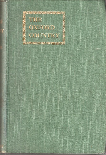 Image for The Oxford Country - its attractions and associations described by several authors
