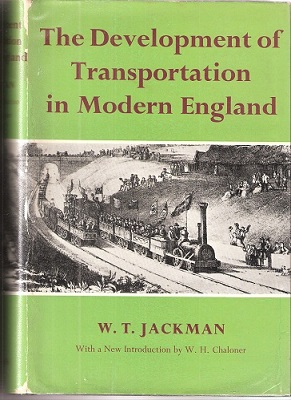 Image for The Development of Transportation in Modern England