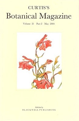 Image for Curtis's Botanical Magazine Volume 21 part 2 (Kew Magazine) - The Genus Lechenaultia