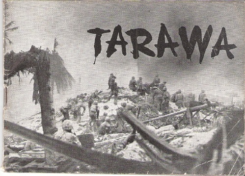 Image for TAWARA (a rare Danish booklet on the battle)