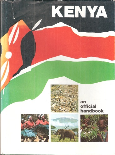 Image for Kenya - an Official Handbook