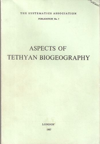 Image for Aspects of Tethyan Biogeography
